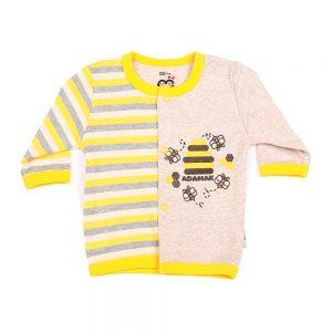 مانتو نوزادی آدمک طرح زنبور