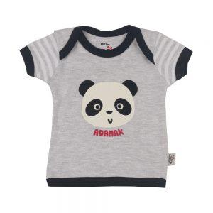 تی-شرت-آستین-کوتاه-نوزادی-آدمک-طرح-پاند