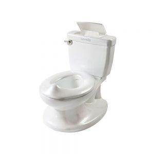 لگن آموزشی با طرح توالت فرنگی کودک سامر Summer سفید