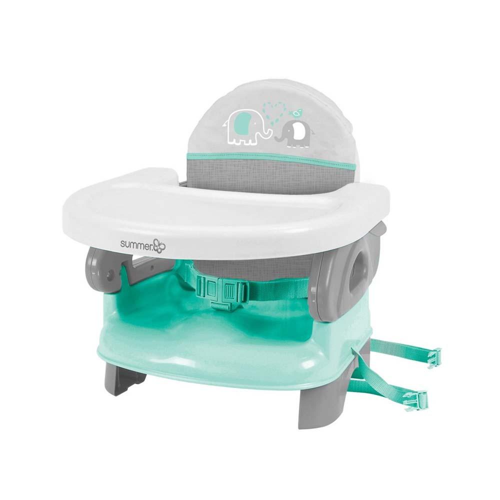 صندلی غذاخوری پرتابل سامر Summer Deluxe Comfort Folding Booster Seat