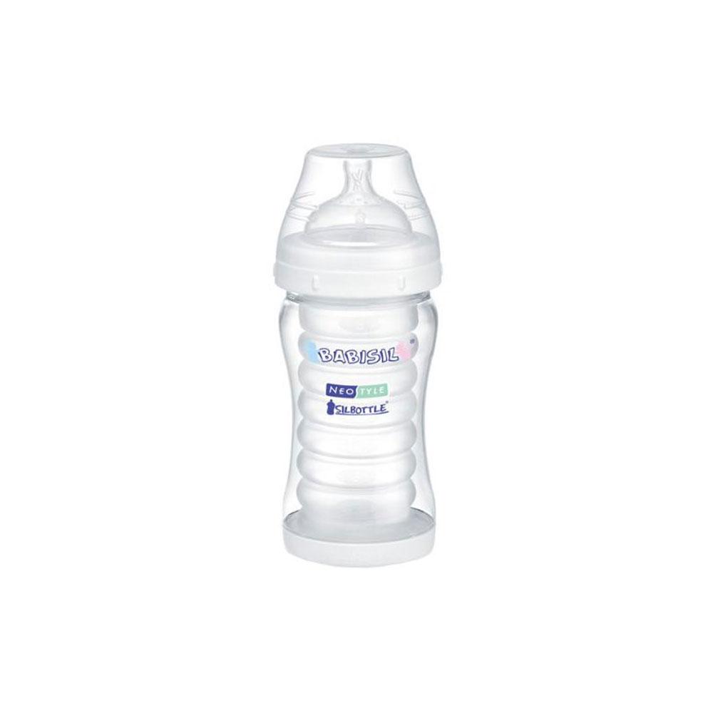 شیشه شیر بی بی سیل مدل سیل باتل ظرفیت 220 میلی لیتر