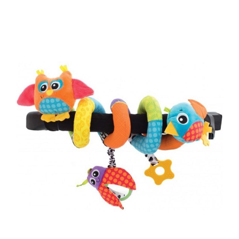 آويز مارپيچ پرنده پلی گرو Playgro