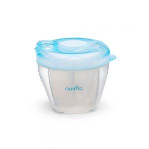 ظرف ذخیره شیر و غذا نوویتا Nuvita آبی روشن