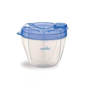 ظرف ذخیره شیر و غذا نوویتا Nuvita آبی