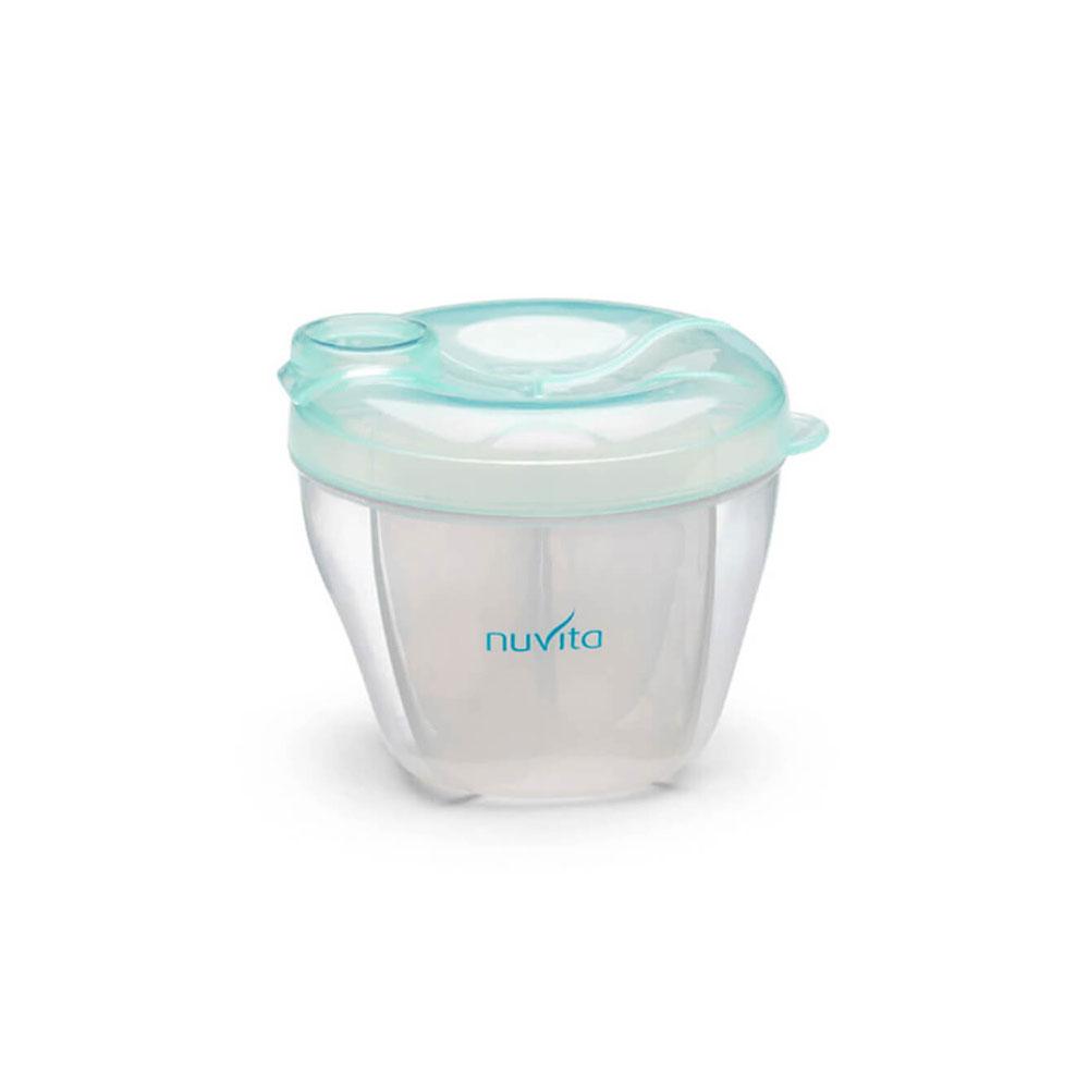 ظرف ذخیره شیر و غذا نوویتا Nuvita سبز آبی