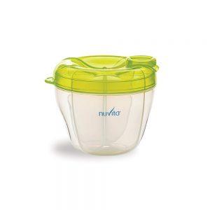 ظرف ذخیره شیر و غذا نوویتا Nuvita سبز
