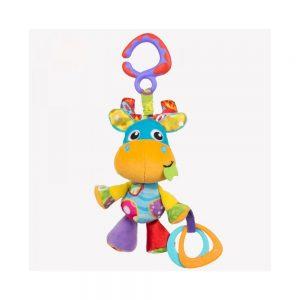عروسک گیره دار جغجغهای گوزن پلی گرو Playgro