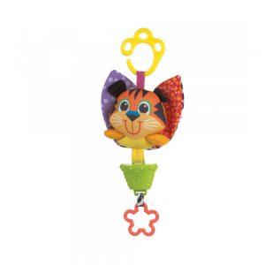 عروسک موزيکال گيره دار گربه پلی گرو Playgro