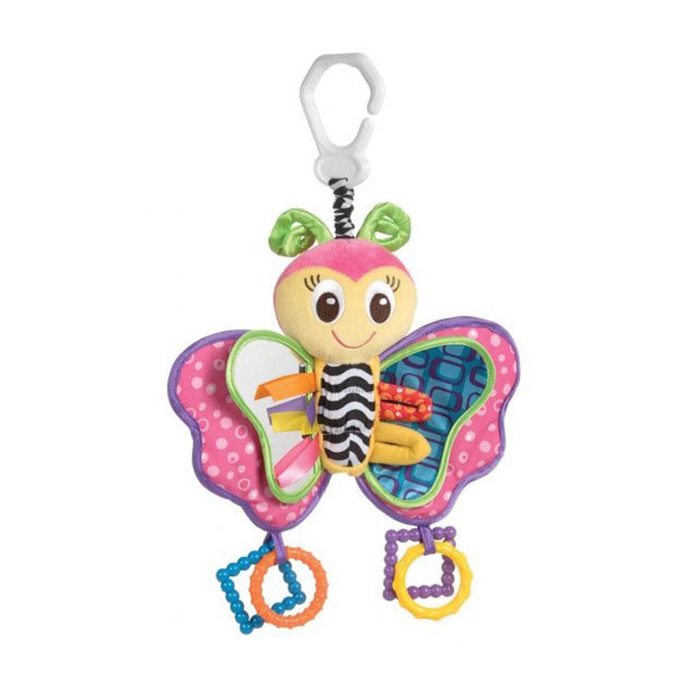 عروسک 10 اینچی آویزدار پروانه پلی گرو Playgro