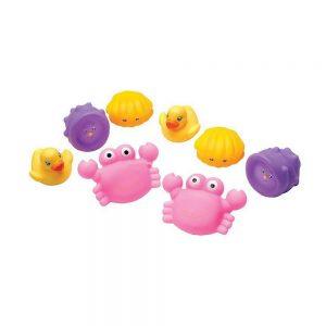 پوپت حيوانات پلی گرو Playgro بسته 8 عددی