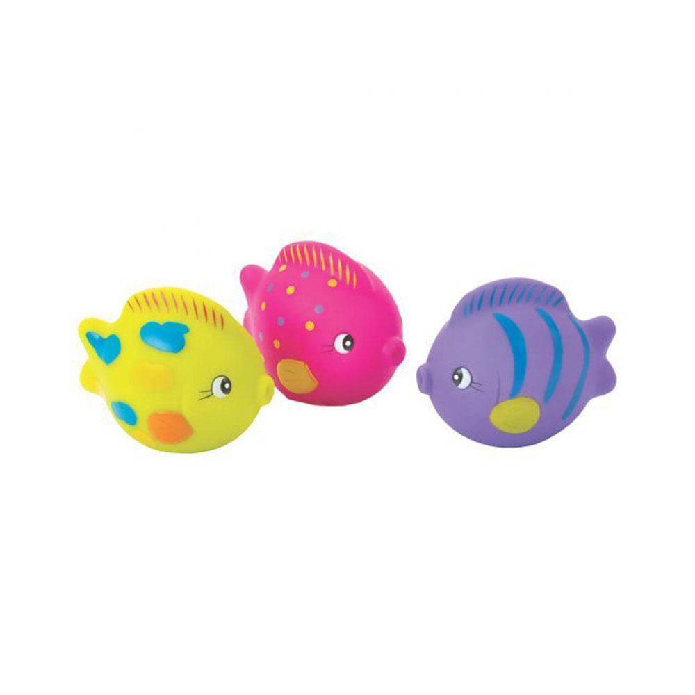 پوپت ماهی پلی گرو Playgro بسته 3 عددی
