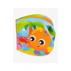 کتاب حمام حیوانات دریایی پلی گرو Playgro
