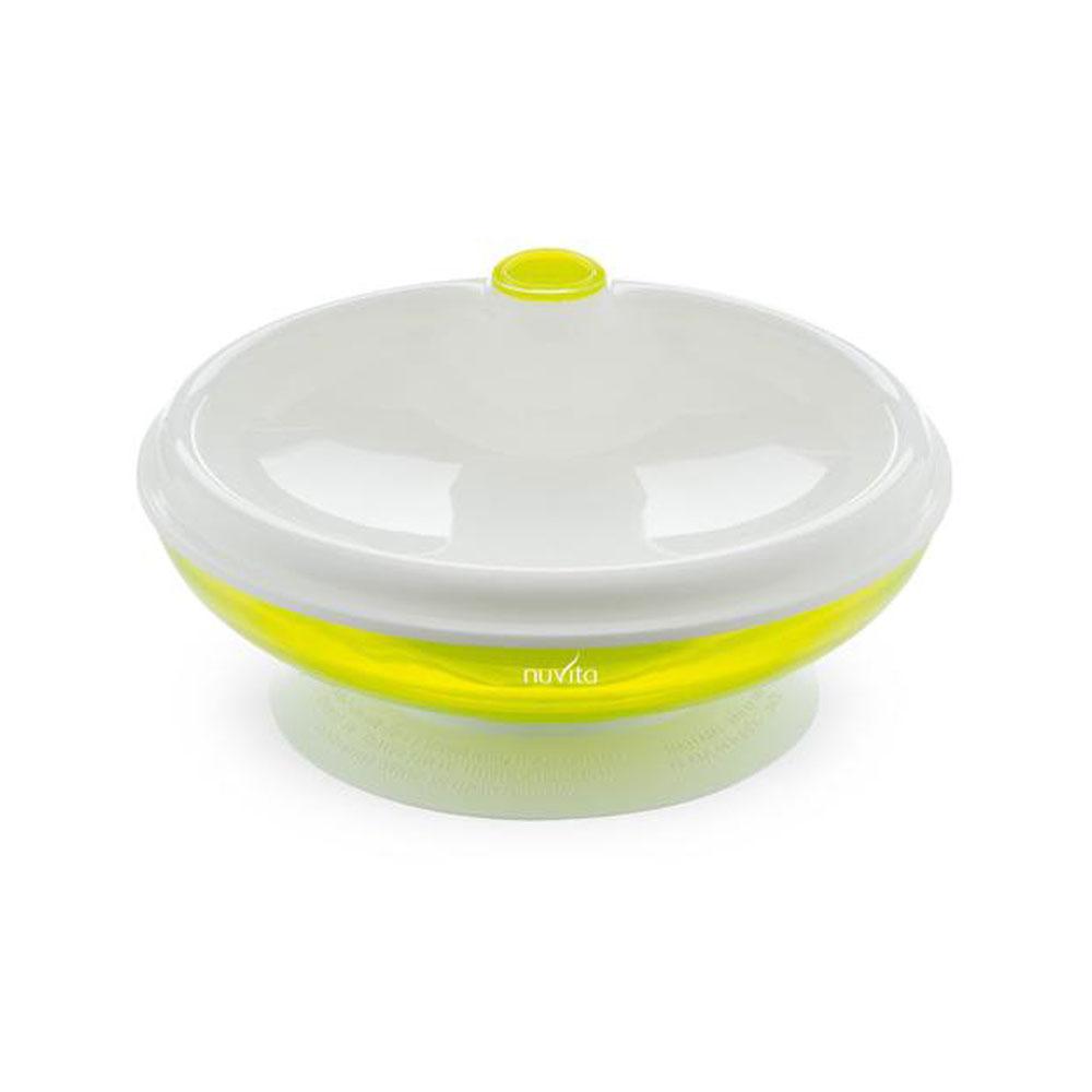 ظرف گرم نگهدارنده غذا استپ دار نوویتا Nuvita سبز