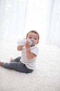 شیشه شیر 6+ ماه دکتر براون Dr Browns آپشن پلاس ظرفیت 250 میلی لیتر