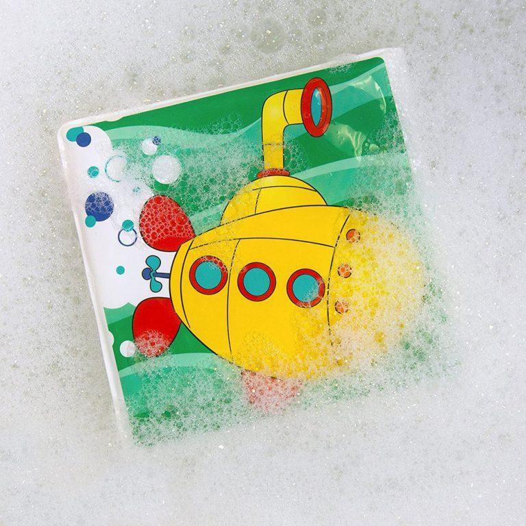 کتاب حمام 6+ ماه نابی NUBY
