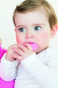 دندانگیر +3 ماه همراه با مایع خنک کننده نابی NUBY
