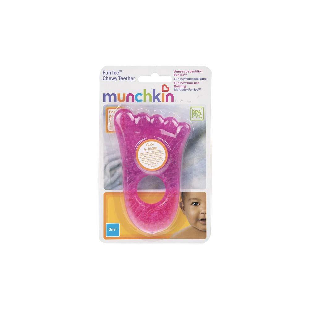 دندانگیر نوزاد مانچکین Munchkin مدل پا