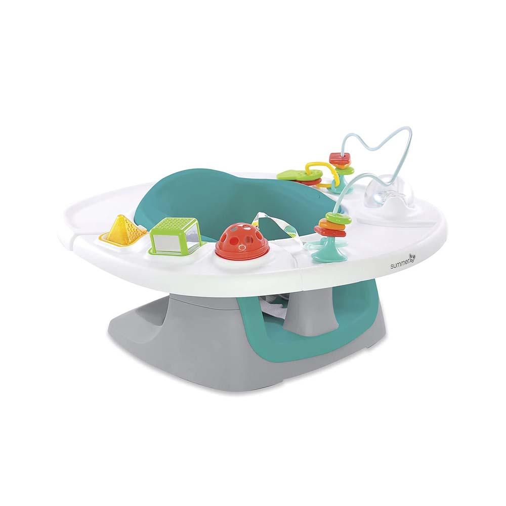 صندلی پرتابل 4 کاره سامر Summer Infant 4 in 1 Super Seat Teal