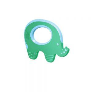 دندانگیر 3+ ماه فیلیپس اونت Philips Avent طرح فیل سبز