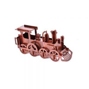 پازل سه بعدی آبان Aban طرح قطار