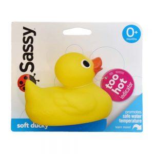 عروسک حمام ساسی Sassy طرح اردک