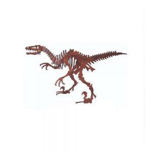 پازل سه بعدی آبان Aban طرح دایناسور