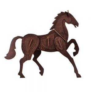 پازل سه بعدی آبان Aban طرح اسب