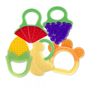 دندان گیر دسته دار طرح میوه