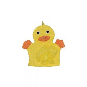 لیف حمام کودک طرح اردک