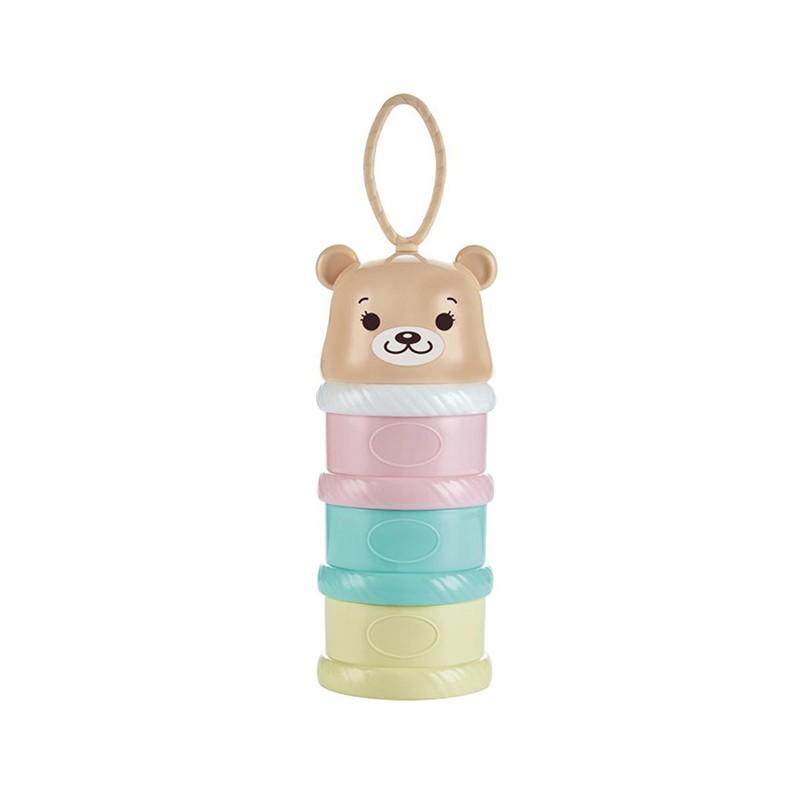 انباره غذای نوزاد مدل خرس Jiayi