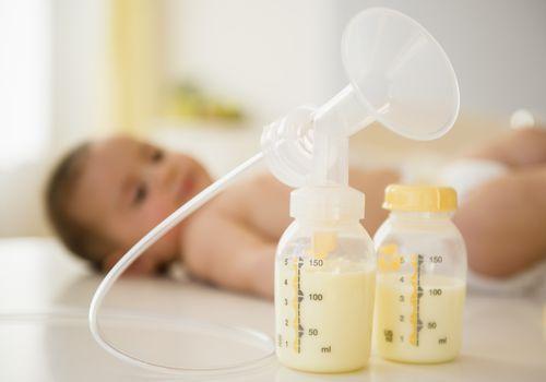 شیردوش نوزاد